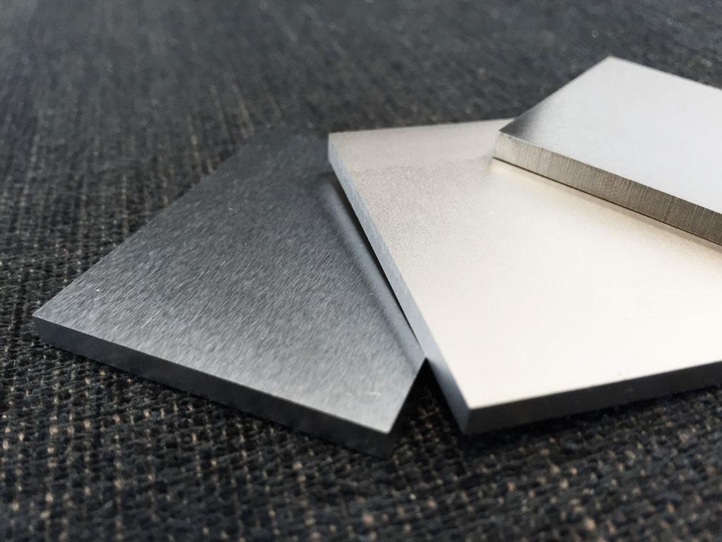 Hardened-plates