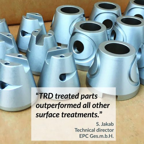 TRD for valves