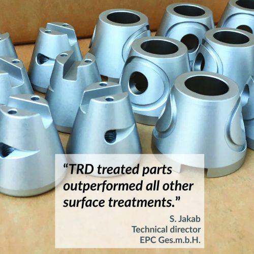 TRD for valves